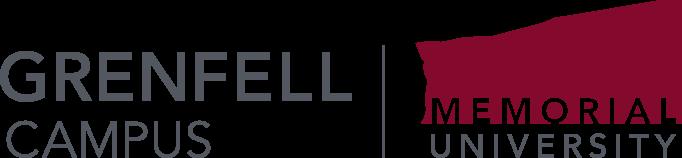 Memorial University - Grenfell Campus Logo