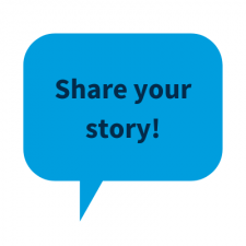 Share your story! (1)